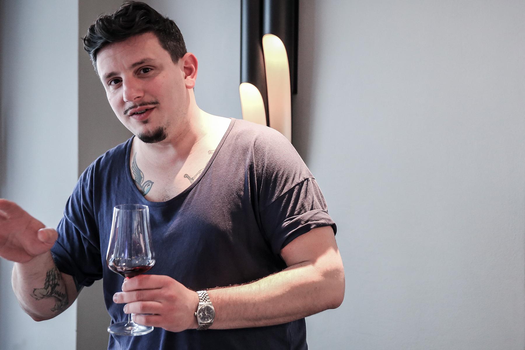 Wein ist unkompliziert